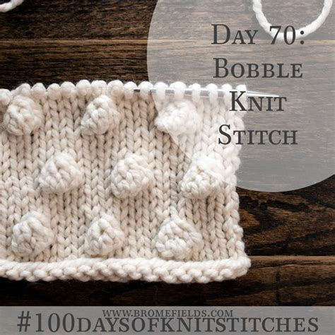 how to knit a bobble best 25 bobble stitch crochet ideas only on
