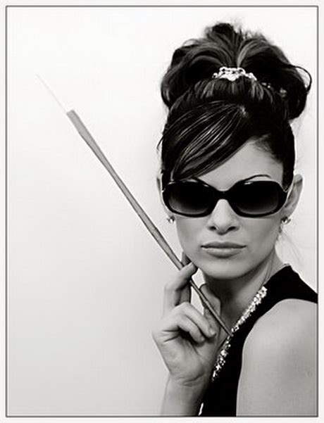 Styles That Stick Breakfast At Tiffanys by Hepburn Hairstyles