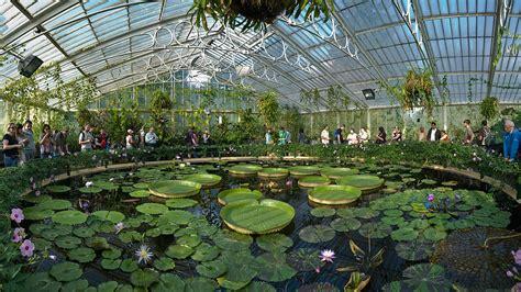 kew gardens waterlily house