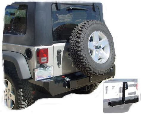 jeep swing out tire carrier tomken machine tmc 0106 j tomken machine swing out tire