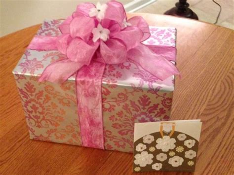 gift wrapping ideas for bridal shower wedding shower gift wrap idea cards and wrapping
