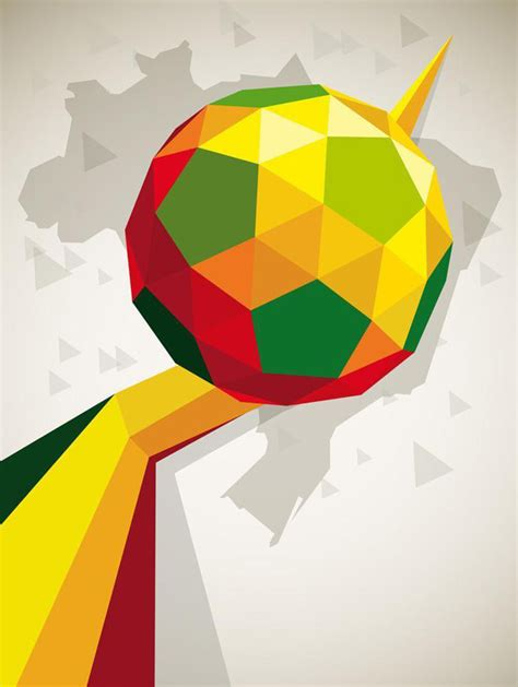 wallpaper abstrak bola abstrak blok warna olahraga sepak bola vector latar