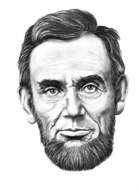 which president was abe lincoln president abe lincoln drawing by murphy elliott