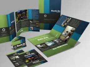 brochures and business cards trifold flyer and business card set brochure digital