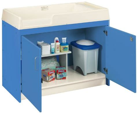 Daycare Changing Tables Daycare Changing Tables Tot Mate 1000 Series Infant Changing Table From Tot Mate
