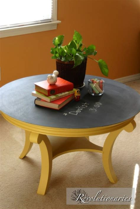 Chalkboard Coffee Table by Coffee Table With Chalkboard On Top Home
