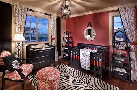 20 Gorgeous Pink Nursery Ideas Perfect For Your Baby Girl Pink And Black Nursery Decor