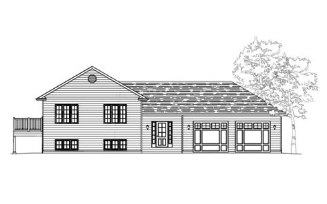 Side Split House Plans 6 Bedroom Sidesplit House Plan Sp110 2101 Sq Feet Split