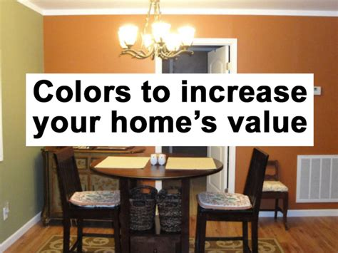 4 colors that will decrease the value of your home