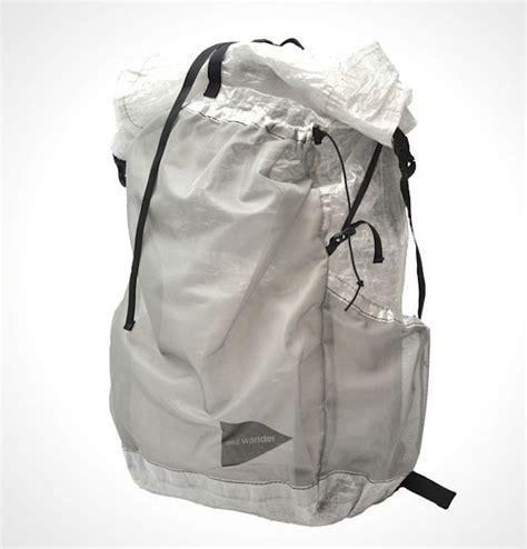 Sling Bag Hinata and wander japan made cuben fabric outdoor gear light