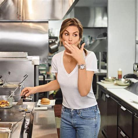 Kitchen Models cindy crawford cindycrawford instagram photos and videos