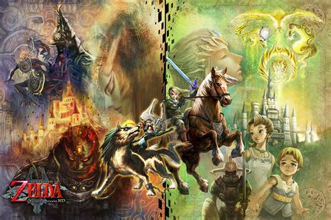 hd reviews the legend of twilight princess hd review