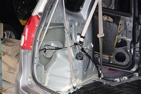 Suzuki Ertiga Peredam Suara Speaker 4 Pintu peredam suara meredam suzuki ertiga untuk persiapan mudik