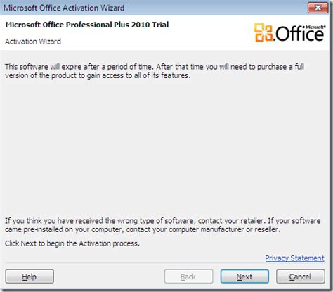 How To Activate Microsoft Office 2010 by Free Software How To Activate Microsoft Office