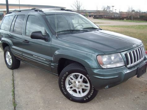 2004 Jeep Grand Special Edition 2004 Jeep Grand Laredo Special Edition 2wd Jeep