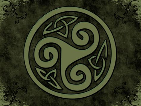 triskelion themes for android celtic wallpapers wallpaper cave