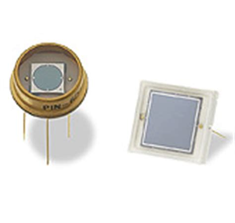 silicon photodiode x and radiation detectors standard products osi optoelectronics