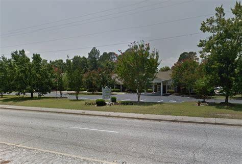 South Carolina Social Security Office by Bennettsville Social Security Office
