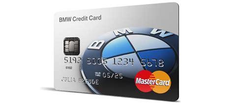 die bmw credit card classic im produkt check auf