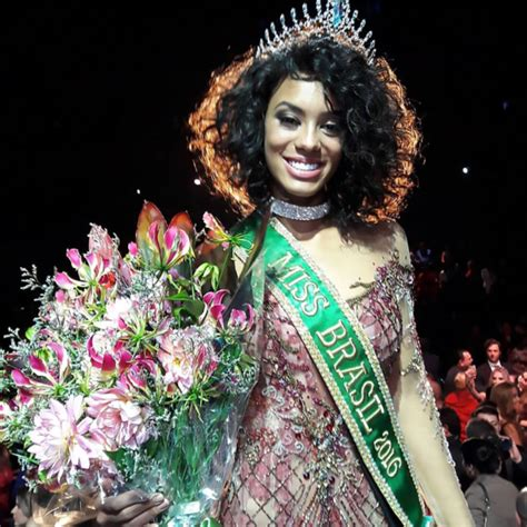 black miss brazil crowns first black miss brazil in 30 years
