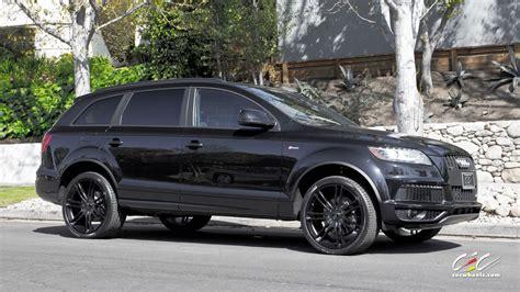 Audi Q7 Rims black rims for audi q7 cars black rims