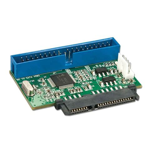 Drive Converter ide converter for sata drives from lindy uk