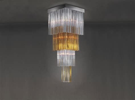 Blown Glass Light Fixture Ambient C 1260 Italian Glass Chandeliers Glass And Glass Murano