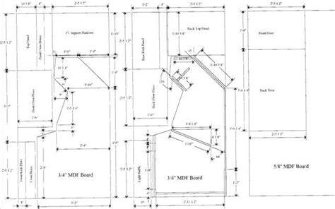 arcade cabinet plans pdf bartop arcade cabinet plans pdf cabinets matttroy