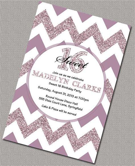 purple glamping girls printable birthday party invitation erin