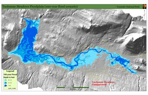 gis geographic information system yosemite national