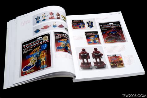 the unofficial guide to vintage transformers 1980s through 1990s books livres transformers the ark vol 1 2 dessins vault