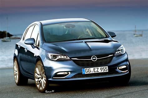 new 3d and 5 door hatchback vauxhall and opel astra k gsi