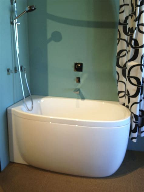 bathtub for small space pin by sarah emch on home decor pinterest