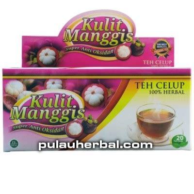 Teh Manggis teh celup kulit manggis teh kulit manggis jual beli obat herbal