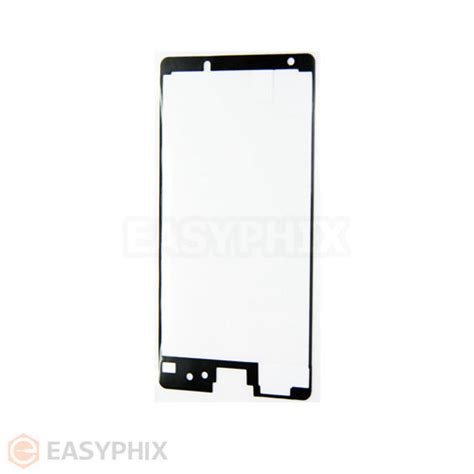 Lem Adhesive Sony Xperia Z1 adhesive sticker for sony xperia z1 compact front screen
