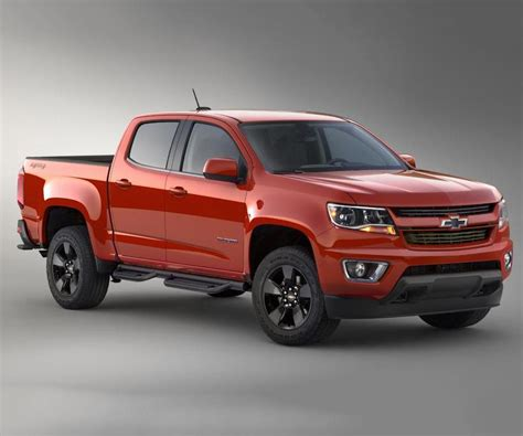 new year 2018 colorado 2018 chevy colorado changes for a new diesel modification