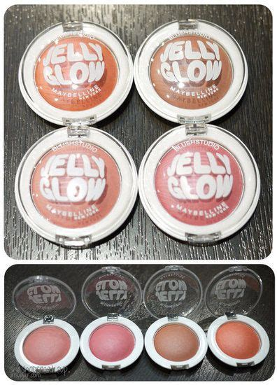 Blush On Maybelline Jelly Glow maybelline jelly glow blush reviews photos makeupalley