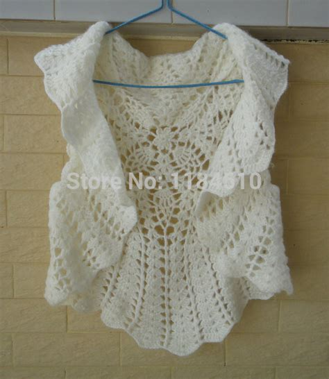 ruffled crochet shrug pattern white ruffle bolero jacket crochet bridal shrug wedding