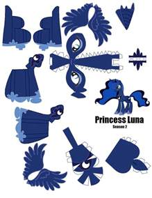 Papercraft Guide - princess papercraft template pg 1 by flip cob on