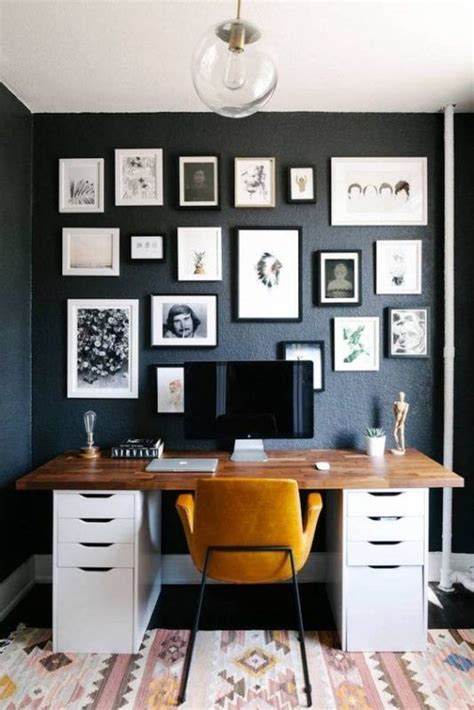 home office decorations best 25 modern office desk ideas on workspace