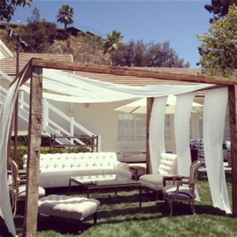 reclaimed wood pergola outdoor wedding page 3 found vintage rentals
