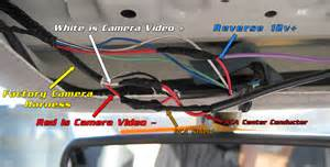 rav4 backup camera wiring diagram collections