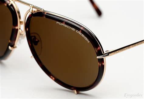 Porsche Sunglasses by Porsche Design P 8613 Sunglasses