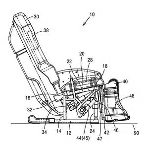 La Z Boy Recliner Parts List by Patent Us7828756 Machine Of Chair Type