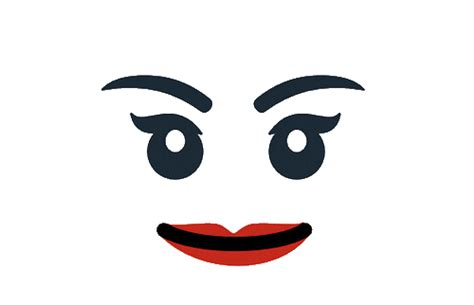 lego faces template khafre
