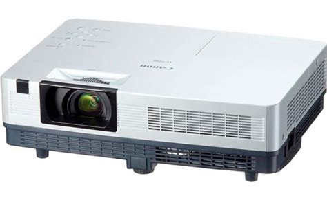 Proyektor Canon canon expands pro portable projector line by five