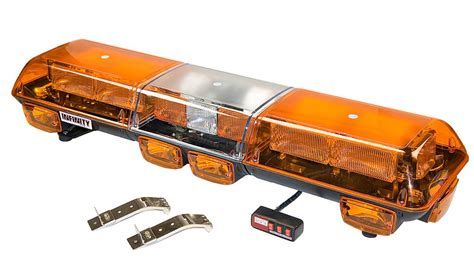Safety Light Bars by Roof Mounted Led Strobe Lights Iron