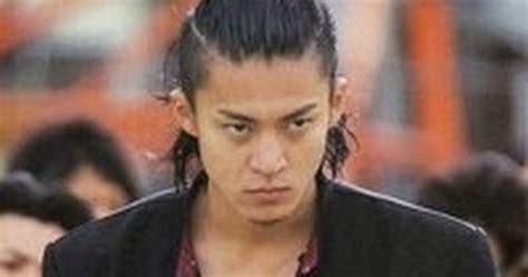 film genji jepang gaya rambut genji dalam film crows zero