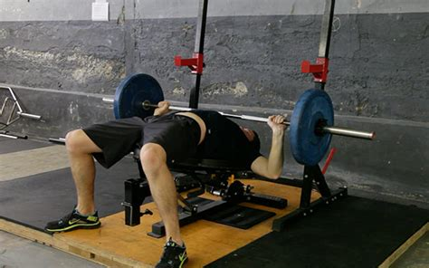 wide grip decline bench press exercise database push train with purpose