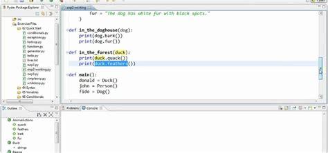 python tutorial class inheritance how to use inheritance and polymorphism in python 3 171 python